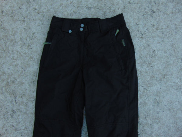 Snow Pants Child Size 14-16 Mole Black Snowboarding New Demo Model