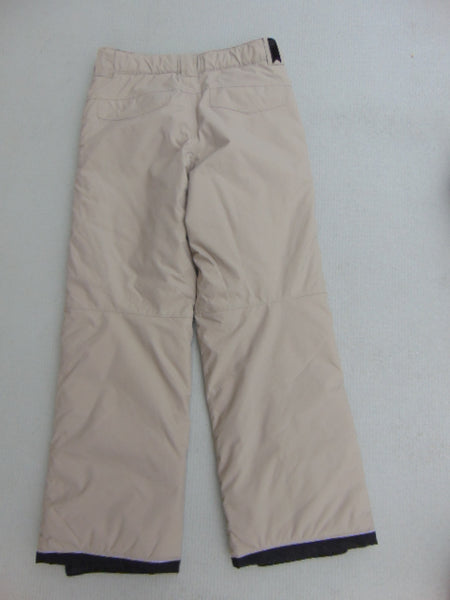Snow Pants Child Size 16 Youth XX Large Orage Prime Sand New Demo Model Snowboarding