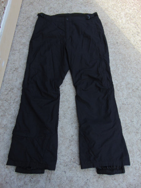 Snow Pants Ladies Size X Large Columbia  Black Snowboarding