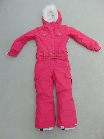 Snow Pants Child Size 12-14 1 pc ROXY Snowsuit Snowmobile Snowboarding