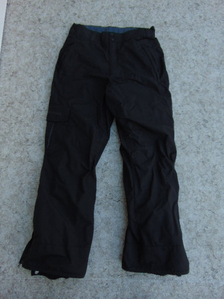 Snow Pants Men's Size Small Columbia Black Snowboarding