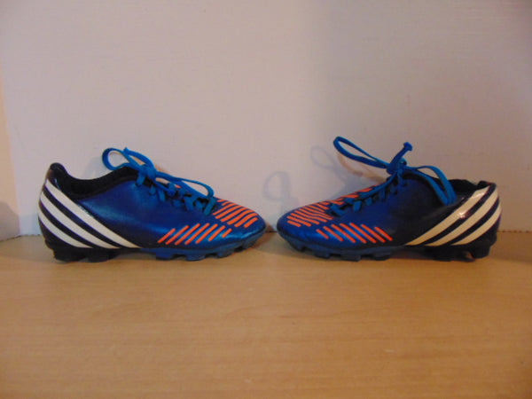 Soccer Shoes Cleats Child Size 13.5 Adidas Preditor