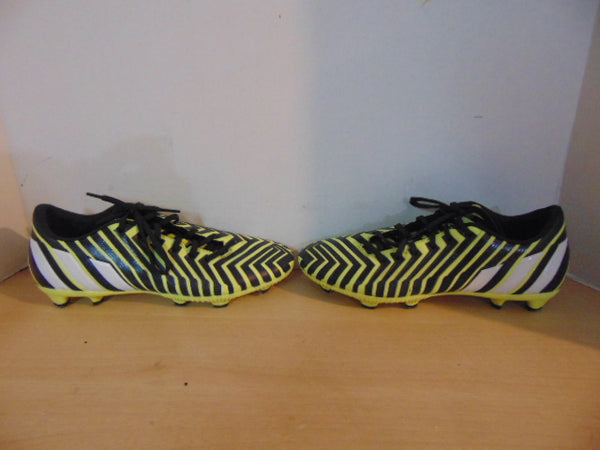 Soccer Shoes Cleats Men's Size 7.5 Nike Absolado Lime Black