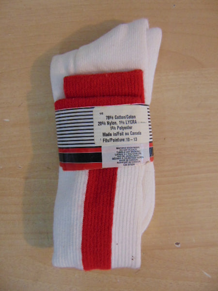 Soccer Socks Adult Size 10-13 New