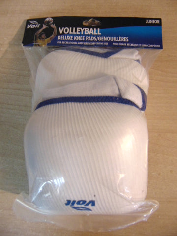 Volleyball Voit Deluxe Sports Knee Pads Junior Child Size 10-14 NEW