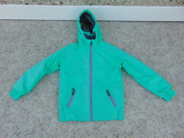 Winter Coat Child Size 10-12 Firefly With Snow Belt Snowboarding