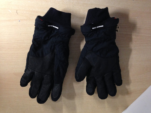 Winter Gloves and Mitts Men's Size X Large Grandoe Black Excellent Snowboarding