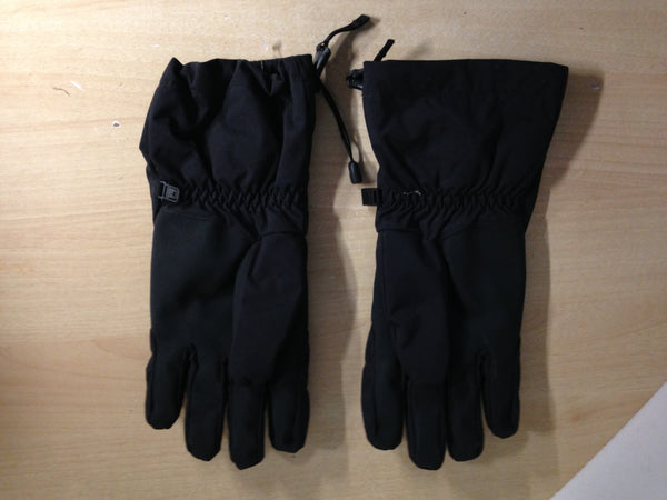Winter Gloves and Mitts Men's Size Large MEC Black New Demo Model Snowboarding