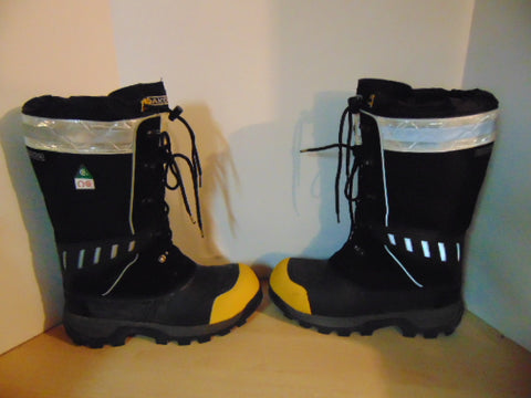 Work Winter Boots Men's Size 11 Dakota Steel Toe Composite Oil Diesel Resistent Made For The Cold and Snow Worn 4 Times