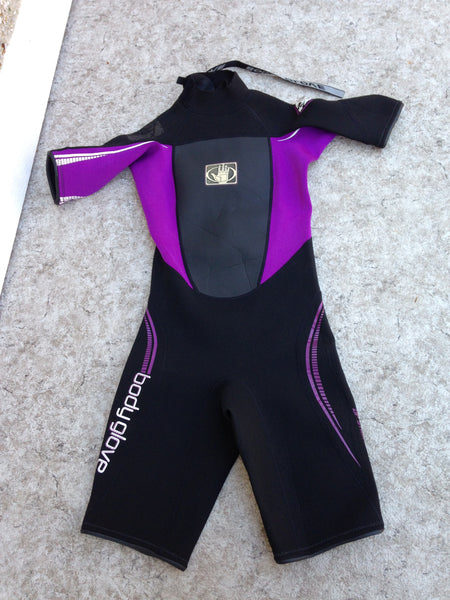 Wetsuit Ladies Size 5-6 Body Glove 2-3mm Neoprene Excellent
