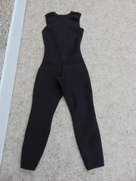 Wetsuit Child Size 12-14 John Black 2-3 mm Neoprene