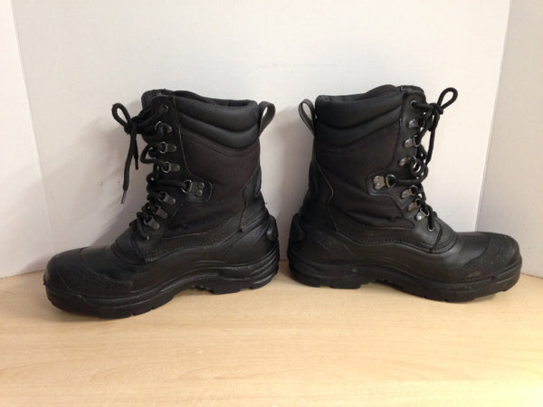 Winter Boots Men's Size 8 Rugged Gear Black