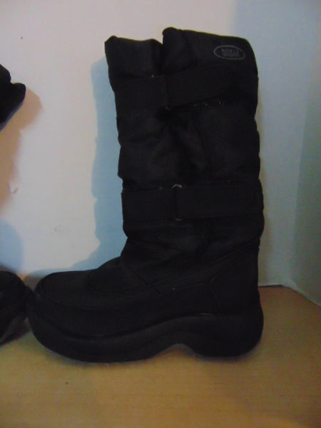 Winter Boots Child Size 12 Cougar Plush Lining