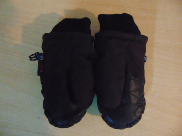 Winter Gloves and Mitts Child Size 2-3 Auclair Brown Bear Snowboarding Quality New Demo Model
