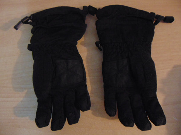 Winter Gloves and Mitts Child Size 7-9 Head Black