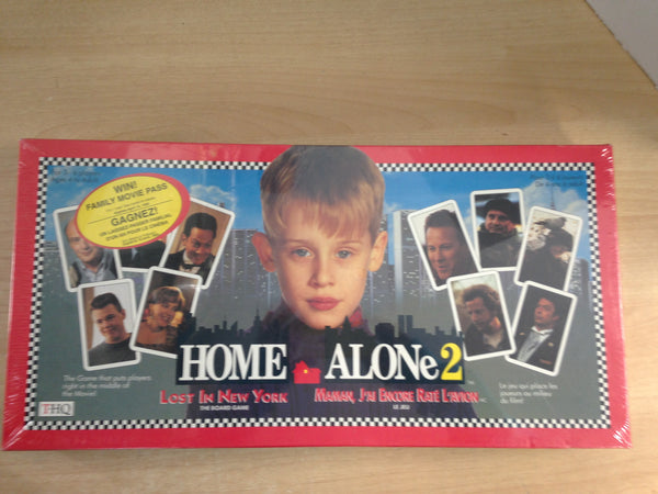 Y Game Home Alone 2 RARE Vintage NEW SEALED RARE