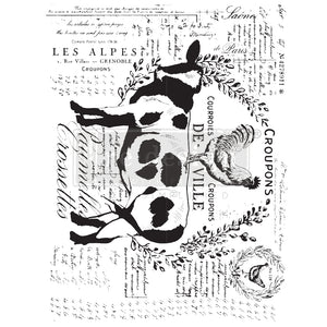 Redesign with Prima - Re.Design Decor Transfers - Farm Delights