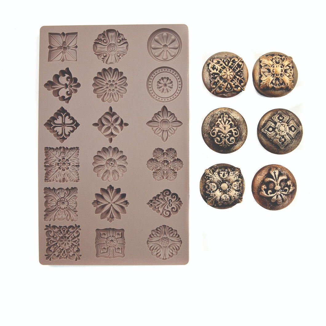 Redesign with Prima - Redesign Mould - Curio Trinkets