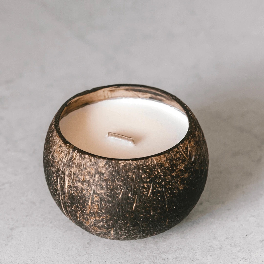 Lime Coconut Candle