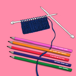 Knitter's Pencil Set