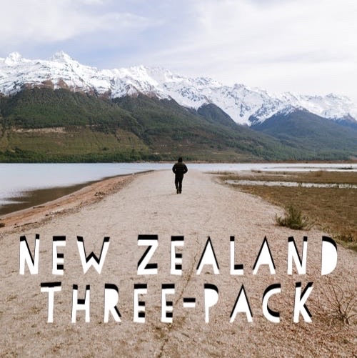 New Zealandy three-pack