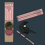 NZ Birds Pencil Set