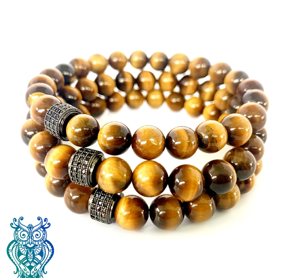 Tiger's Eye (South Africa) Confidence Bracelet