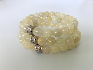 Sleep Support Moonstone Bracelet