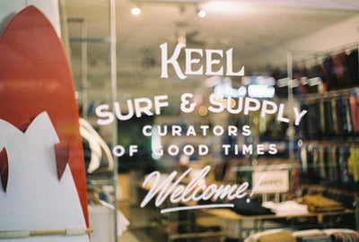 KEEL SURF SUPPLY WEEKEND MUSIC ESSENTIALS