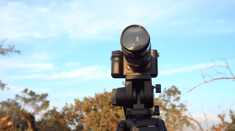 Explore Griffith Park, CA raw footage with Beholder EC1!