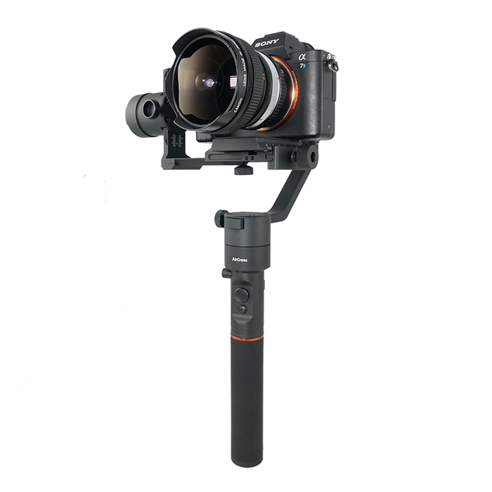 MOZA AirCross 3-Axis Camera Stabilizer-cheesycam