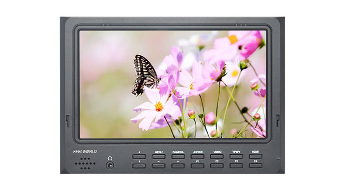 7-Inch FeelWorld Monitor for Blackmagic Pocket Cinema Camera