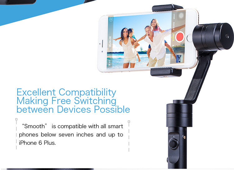 Smooth C Smartphone Stabilizer
