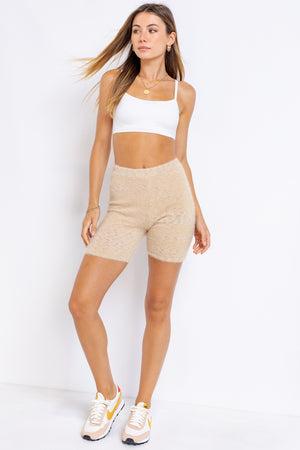 On The Run Biker Shorts