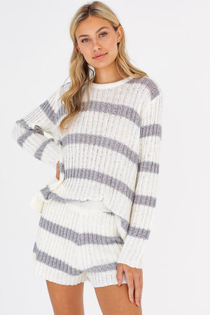 Lounge Knit Pullover
