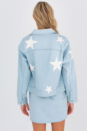 Star Dreams Denim Jacket