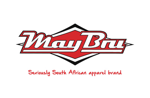 Maybru Serious South African Apparel and Accessories