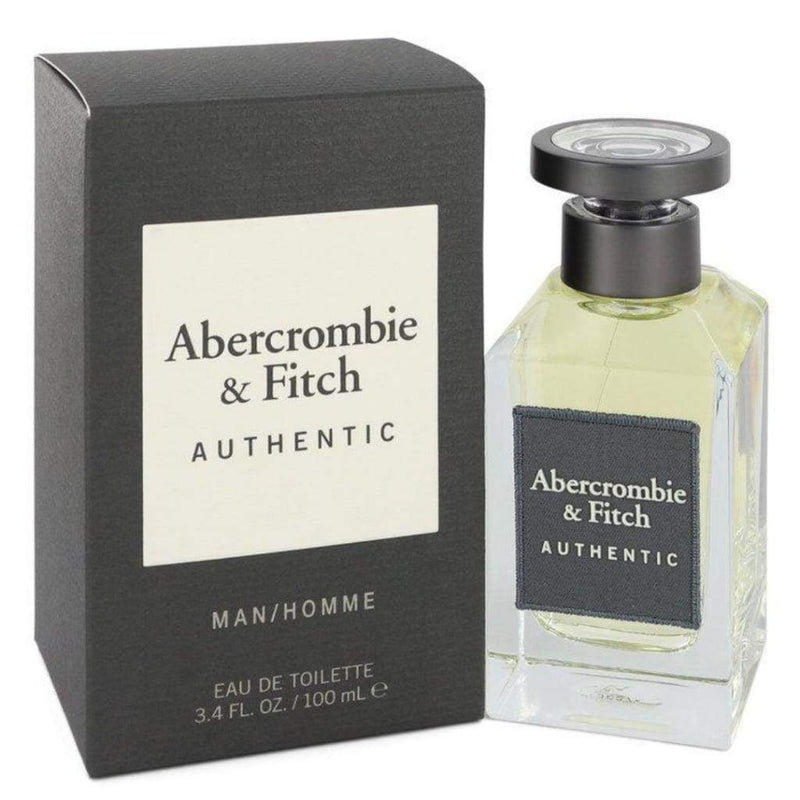 Abercrombie & Fitch Authentic Homme EDT - Fragrance
