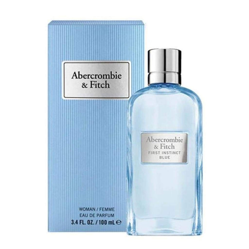 Abercrombie & Fitch First Instinct Blue For Her EDP - Fragrance