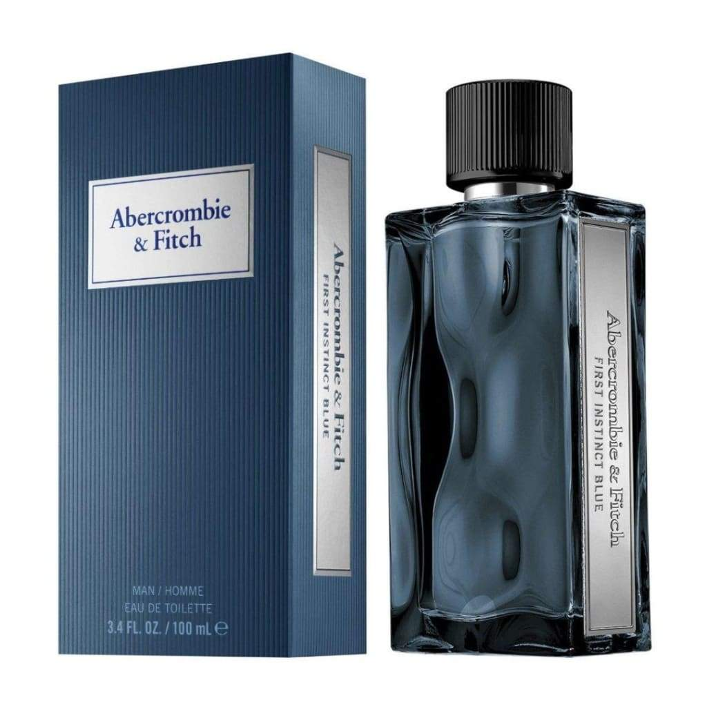 Abercrombie & Fitch First Instinct Blue for Him EDT - 100ml - Fragrance