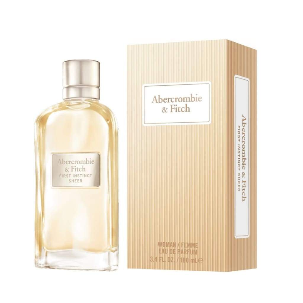 Abercrombie & Fitch First Instinct Sheer For Her EDP - Fragrance
