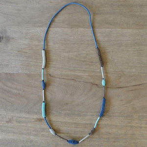 African Wire Necklace - Beach House - Accessories