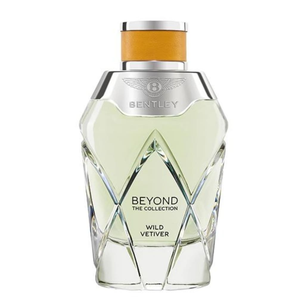 Bentley Beyond The Collection - Wild Vetiver EDP - Fragrance