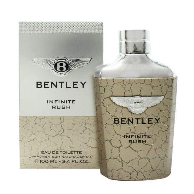 Bentley Infinite Rush - Fragrance