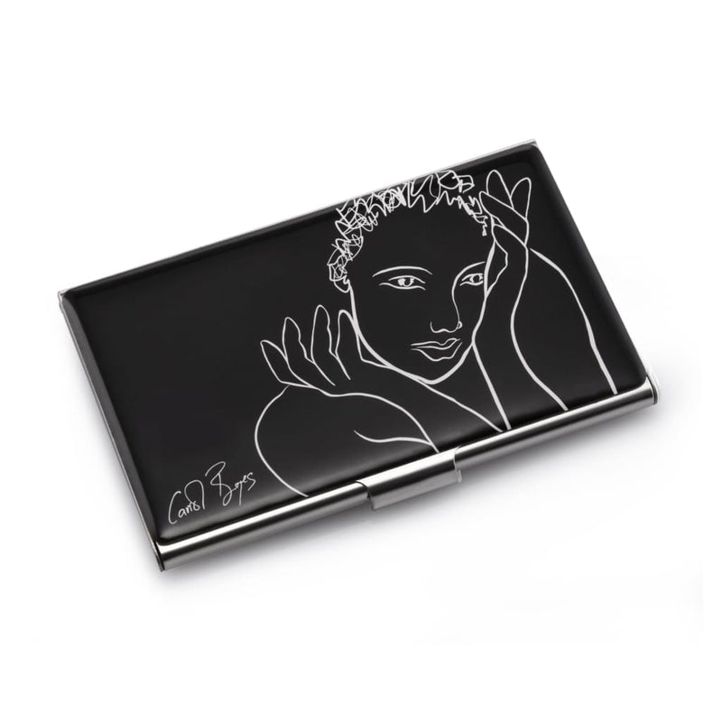 Carrol Boyes Business Card Case - Full of Grace - Carrol Boyes