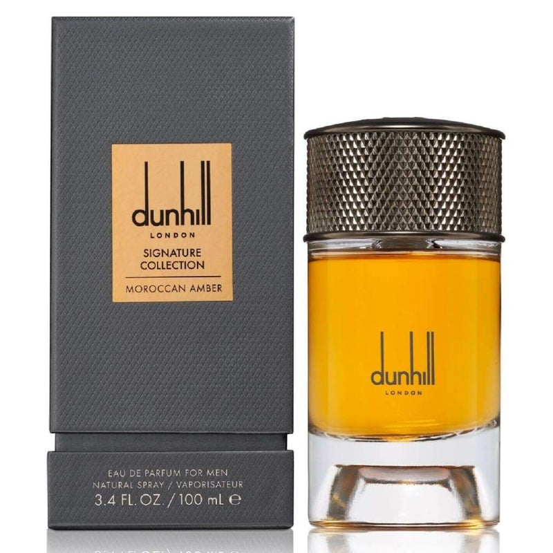 Dunhill Signature Collection - Moroccan Amber EDP - Fragrance