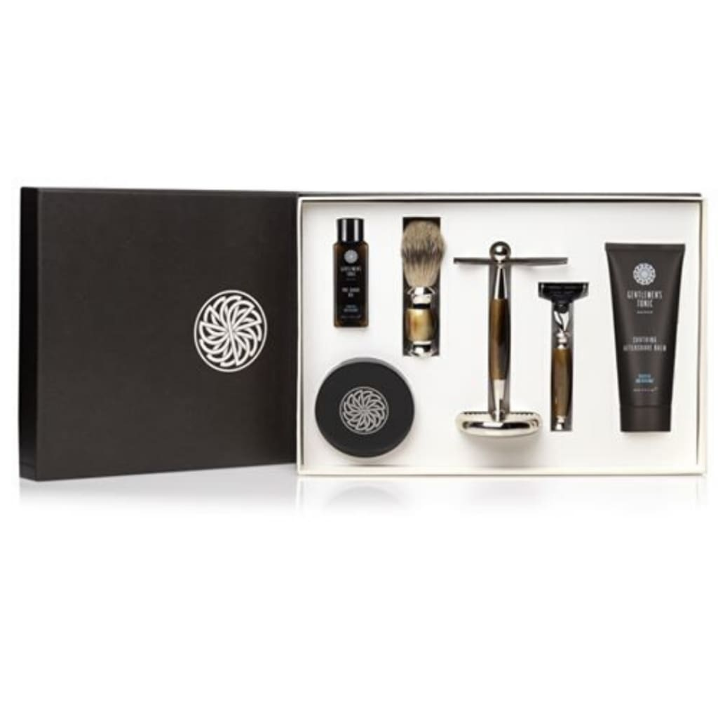 Gentlemen's Tonic Babassu & Bergamot Ultimate Gift Set - Gifting Ideas