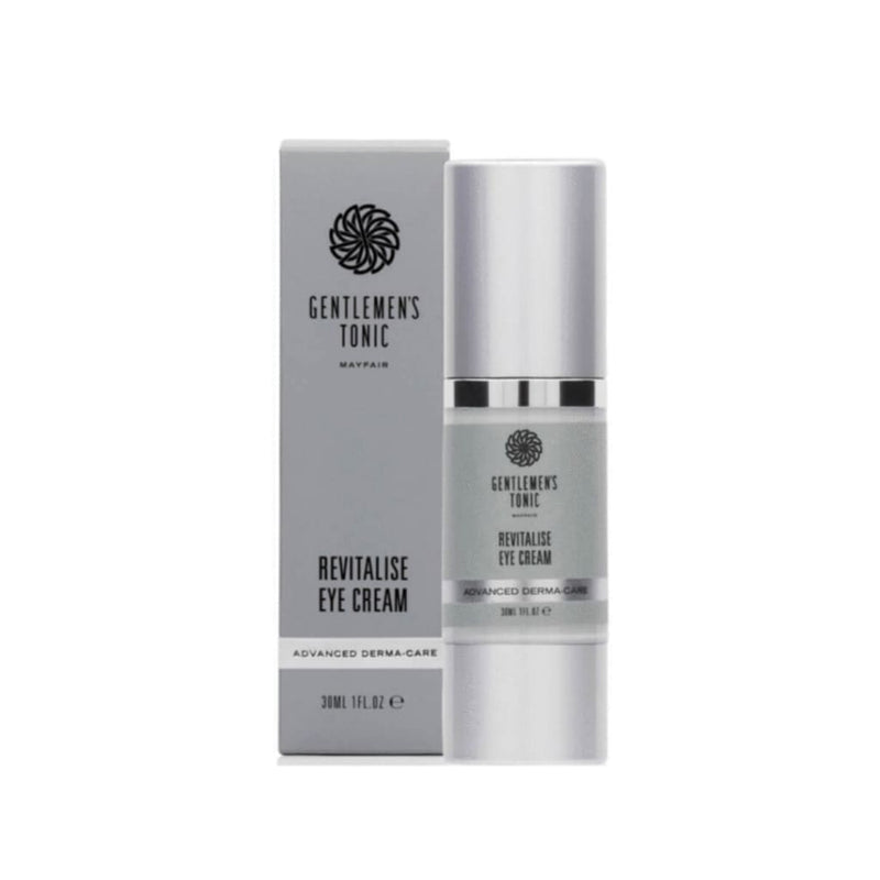 Gentlemen's Tonic Revitalise Eye Cream - Gifting Ideas