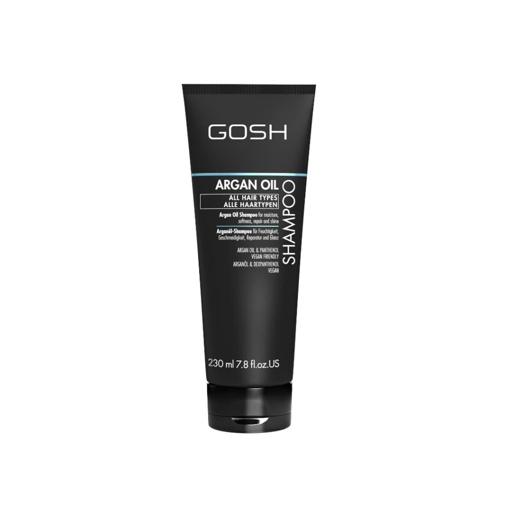 Gosh Argan Oil Shampoo - 230 - Bath and Body