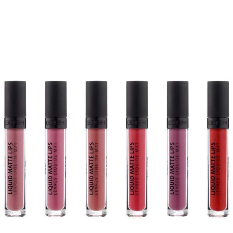 Gosh Liquid Matte Lips - Make-Up